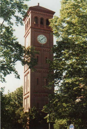Hampton University Chapel Clock Tower